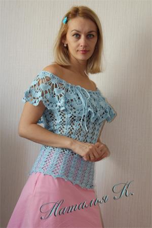 Модная вязаная одежда каталог