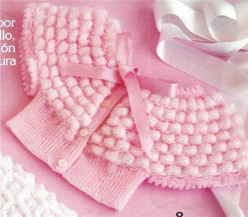 Вязание для девочек схемы